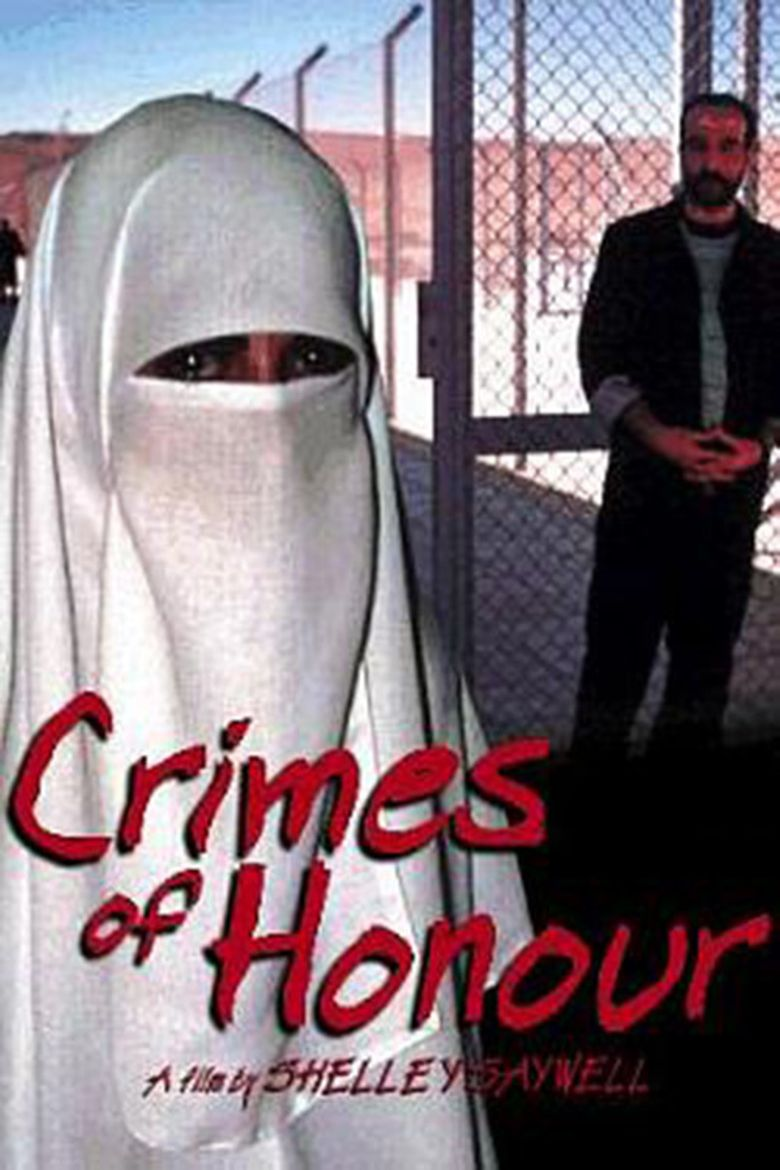 Crimes of Honour Poster