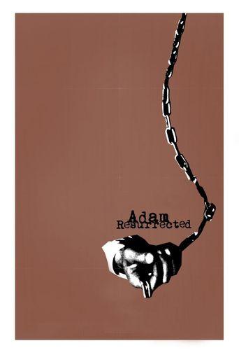 Adam Resurrected Poster