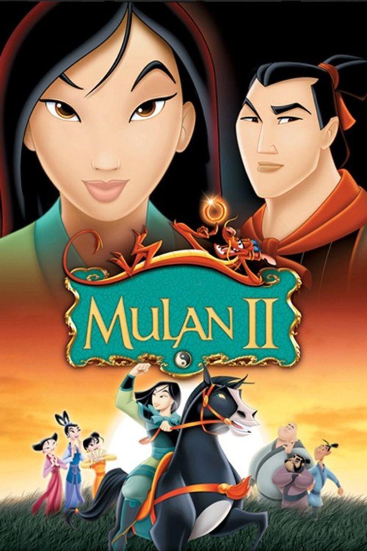 Mulan II Poster