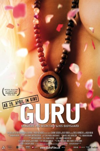 Guru: Bhagwan, His Secretary & His Bodyguard Poster