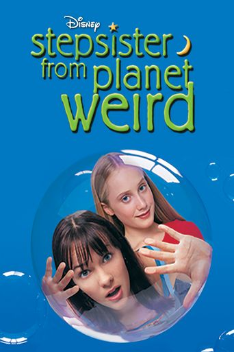 Stepsister from Planet Weird Poster