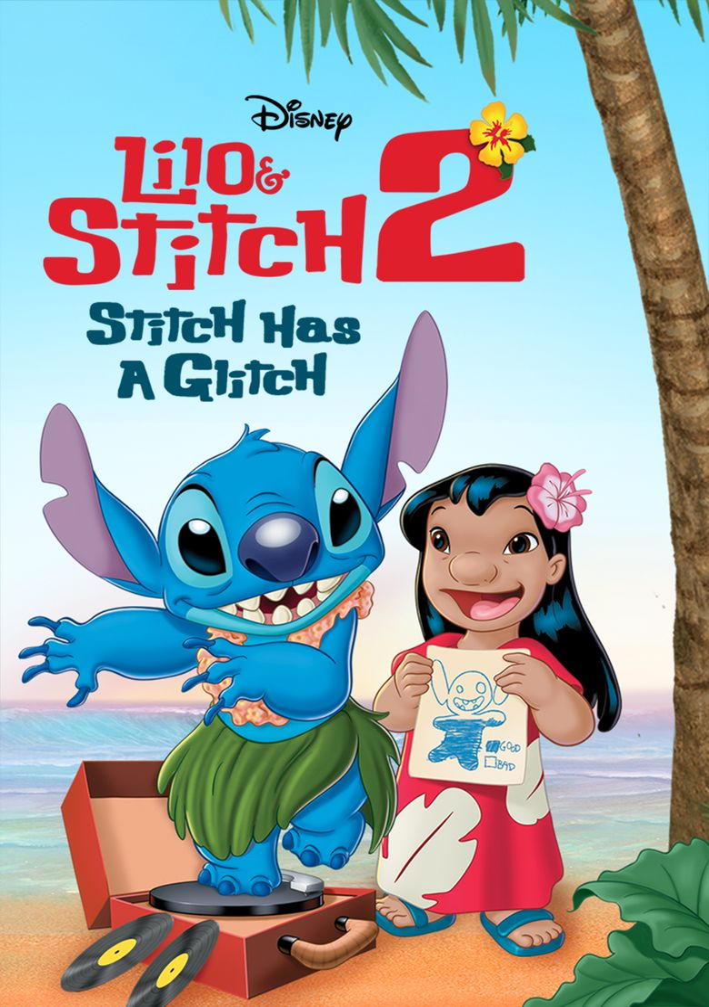 Lilo & Stitch 2: Stitch Has a Glitch Poster