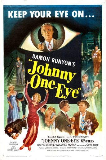 Johnny One-Eye Poster