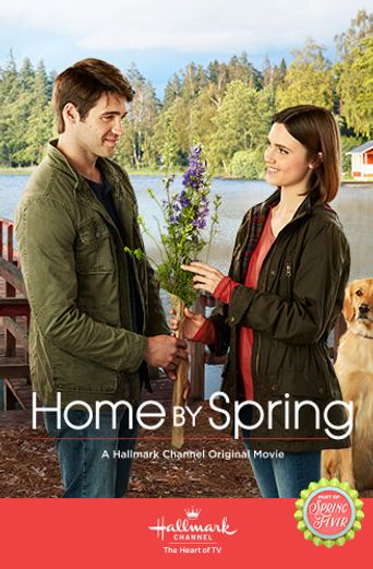 Home by Spring Poster
