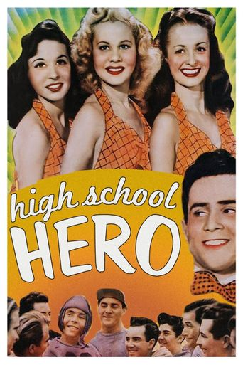 High School Hero Poster