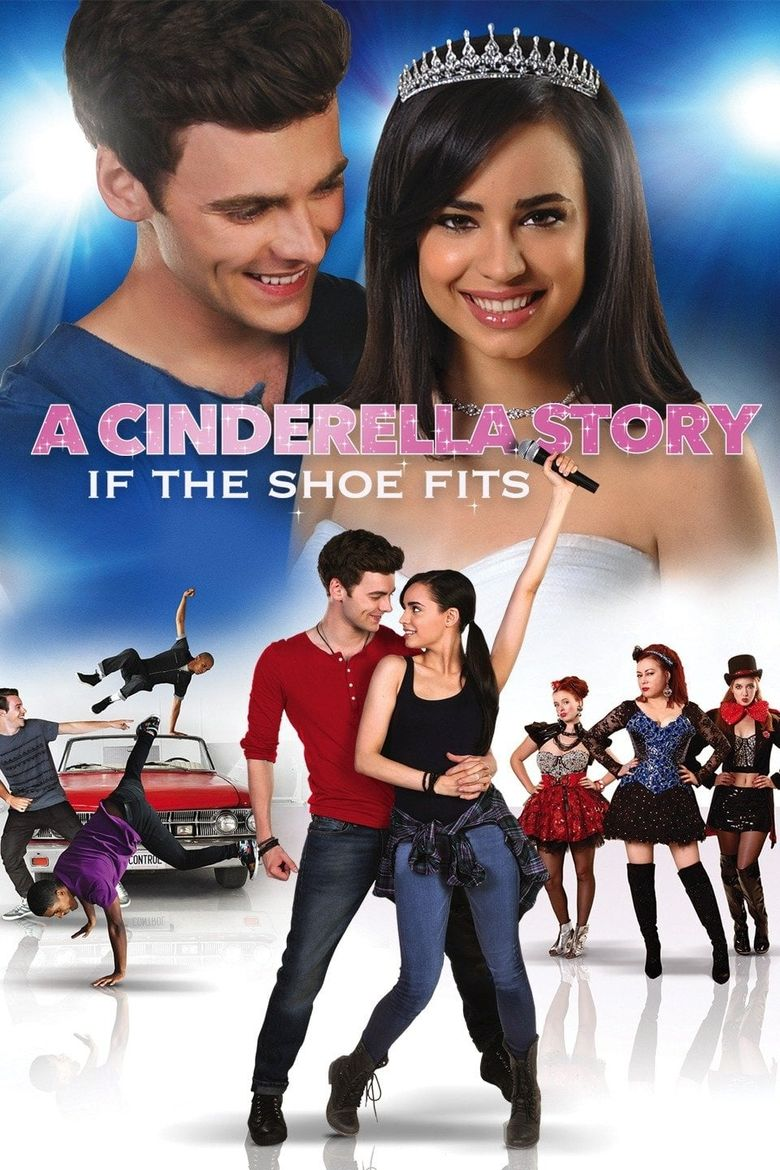 A Cinderella Story: If the Shoe Fits Poster