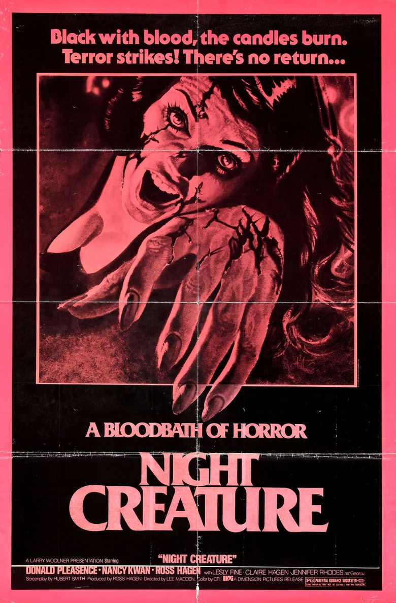 Night Creature Poster