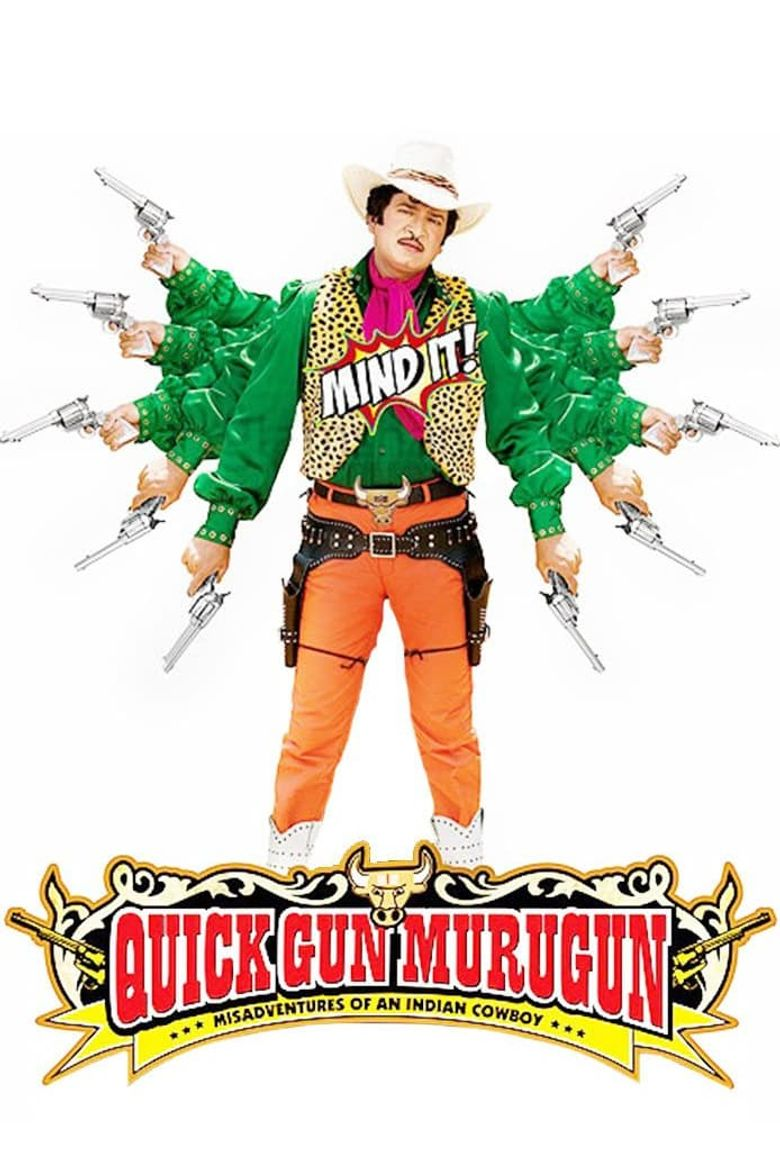 Quick Gun Murugan Poster