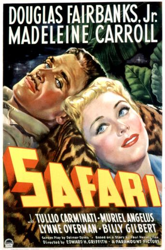 Safari Poster