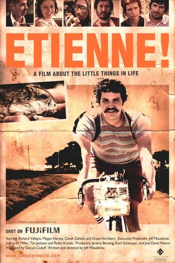 Etienne! Poster