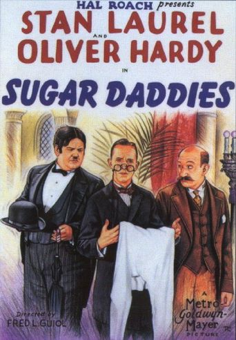 Sugar Daddies Poster
