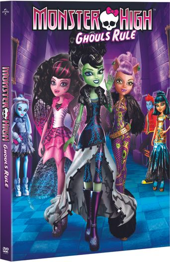 Monster High: Ghouls Rule Poster