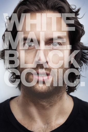 Chris D'Elia: White Male. Black Comic Poster