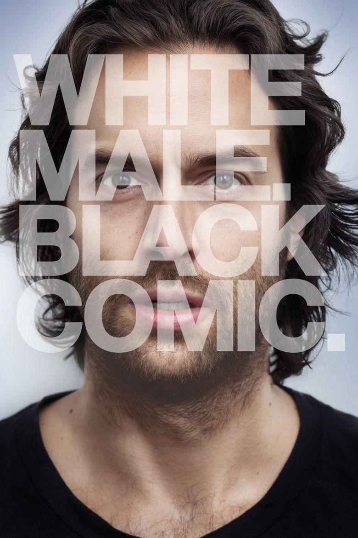 Chris D'Elia: White Male. Black Comic. Poster
