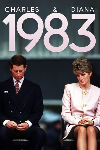 Charles and Diana: 1983 Poster