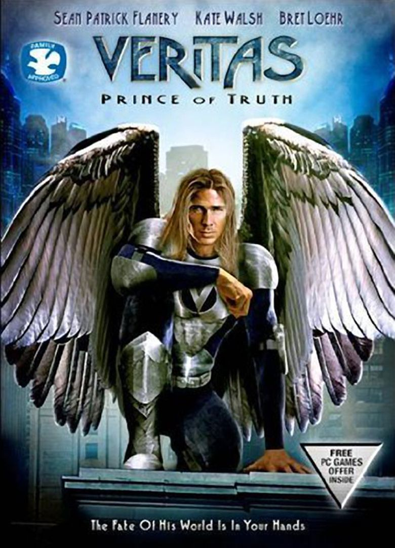 Veritas, Prince of Truth Poster