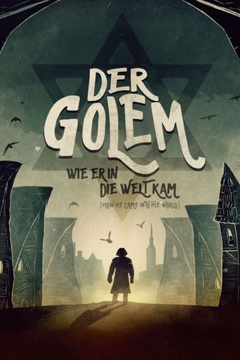 The Golem: How He Came Into the World Poster