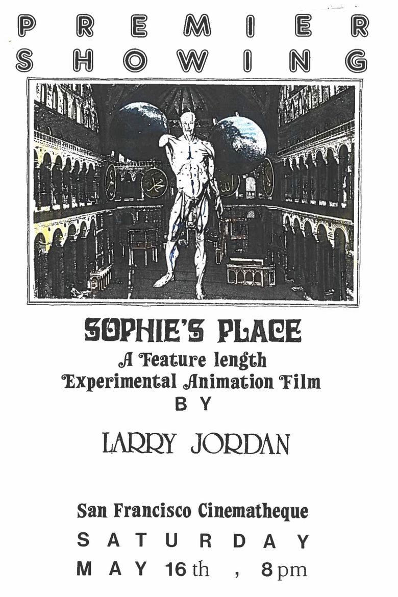 Sophie's Place Poster
