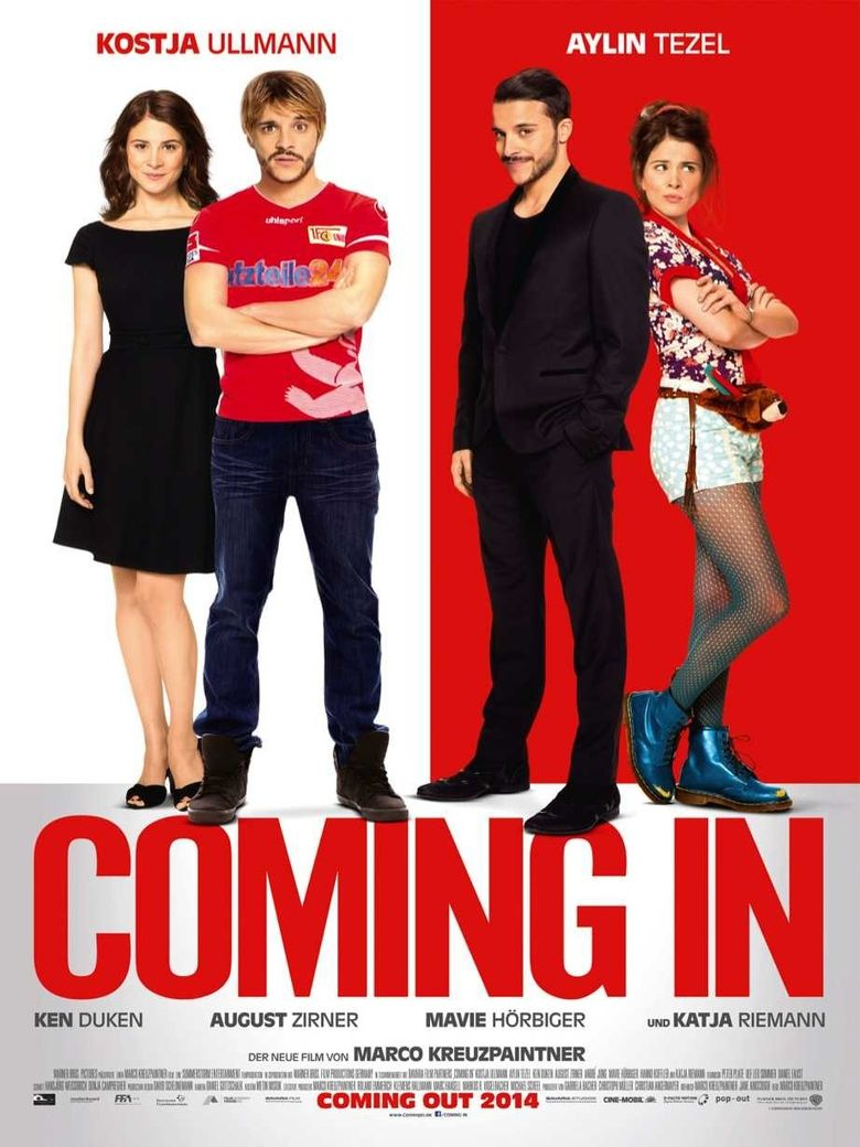 Coming In Poster