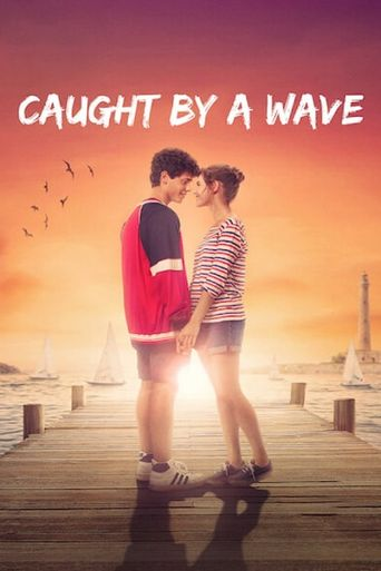 Caught by a Wave Poster