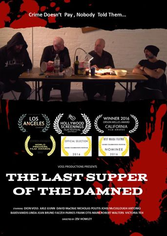 The Last Supper of the Damned Poster