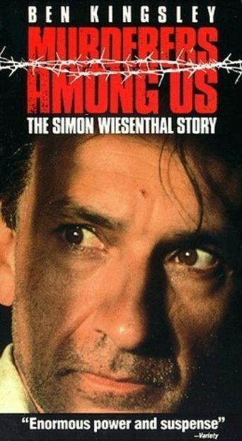 Murderers Among Us: The Simon Wiesenthal Story Poster