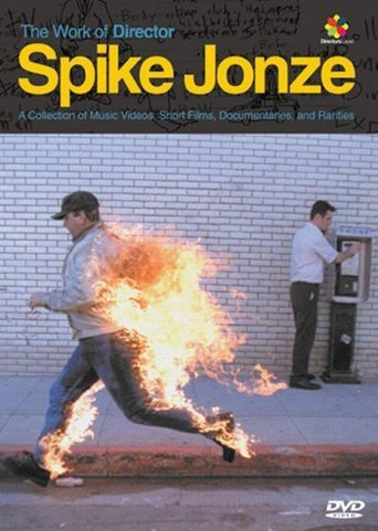 The Work of Director Spike Jonze Poster