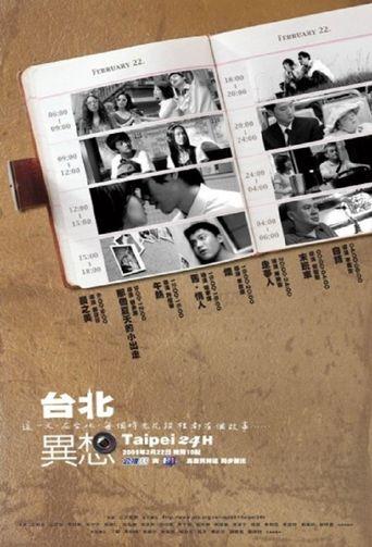 Taipei 24H Poster