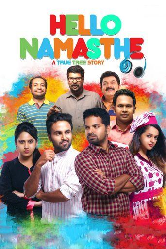 Hello Namasthe Poster