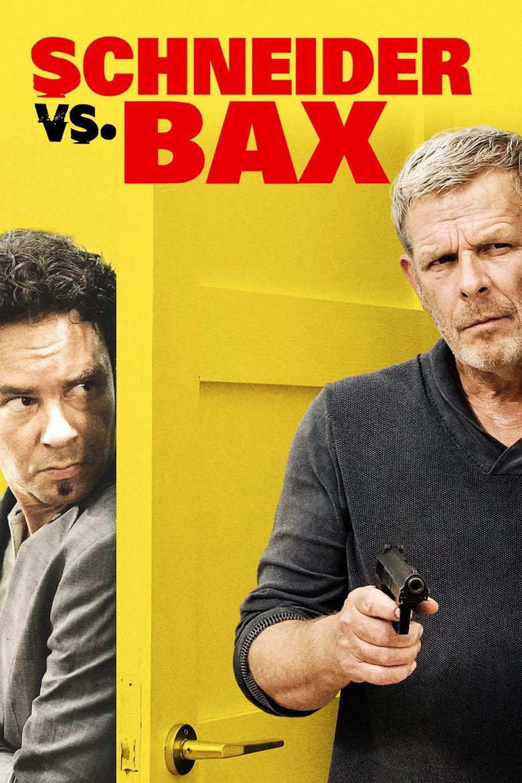 Schneider vs. Bax Poster