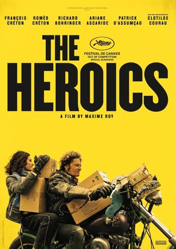 The Heroics Poster