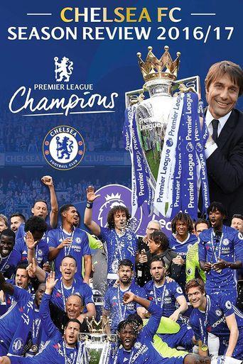 Chelsea FC - Season Review 2016/17 Poster