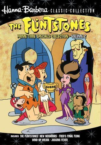 The Flintstones' New Neighbors Poster