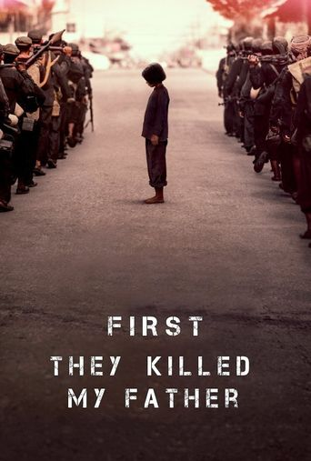 First They Killed My Father Poster