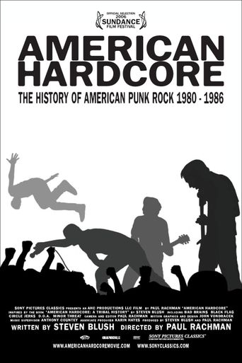 Watch American Hardcore