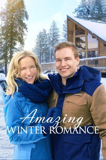 Amazing Winter Romance Poster
