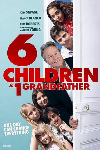 Six Children and One Grandfather Poster
