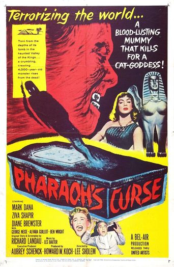 Watch Pharaoh's Curse