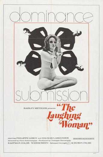 The Laughing Woman Poster