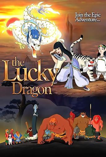 The Lucky Dragon Poster