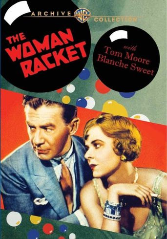 The Woman Racket Poster