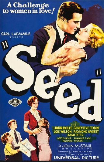 Seed Poster