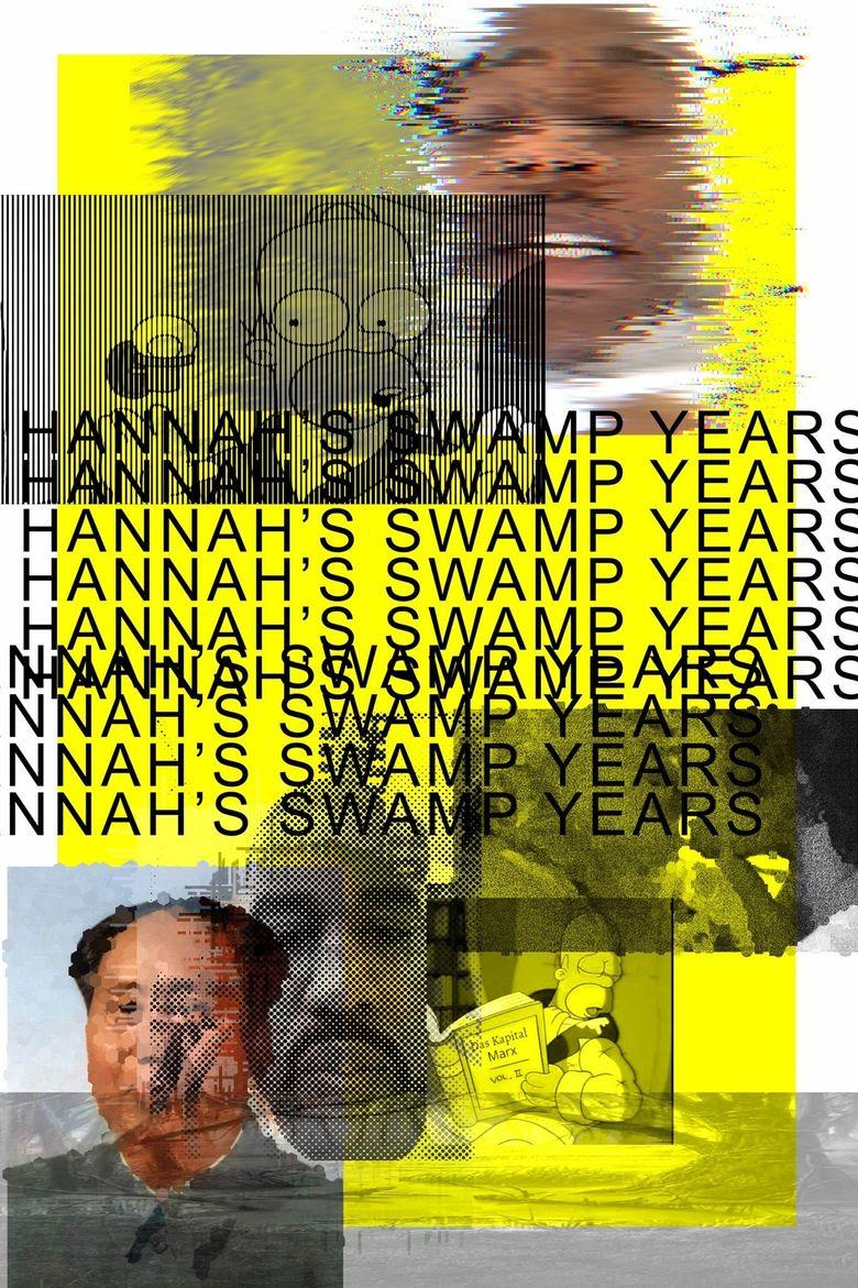 Hannah's Swamp Years Poster