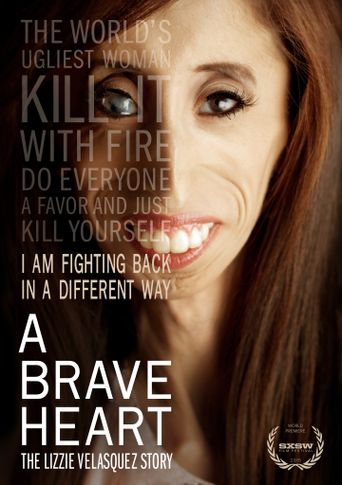 Watch A Brave Heart: The Lizzie Velasquez Story