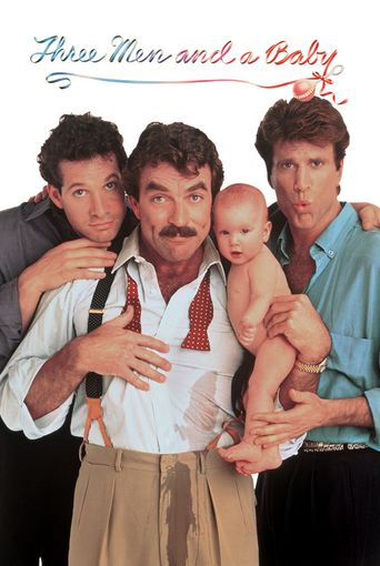 Watch Three Men and a Baby