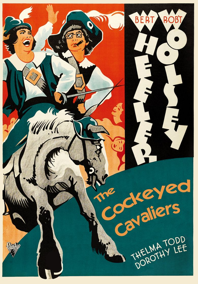 Cockeyed Cavaliers Poster