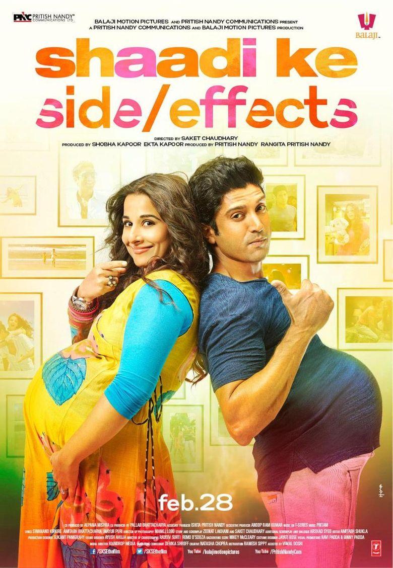 Shaadi Ke Side Effects Poster