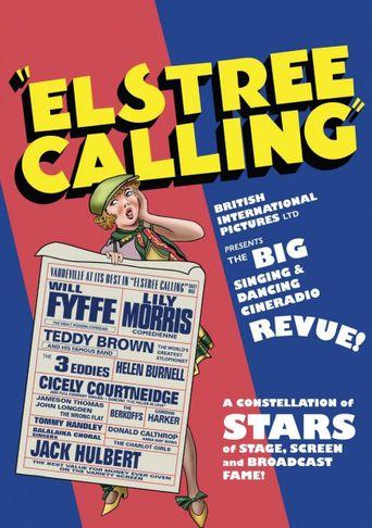 Elstree Calling Poster