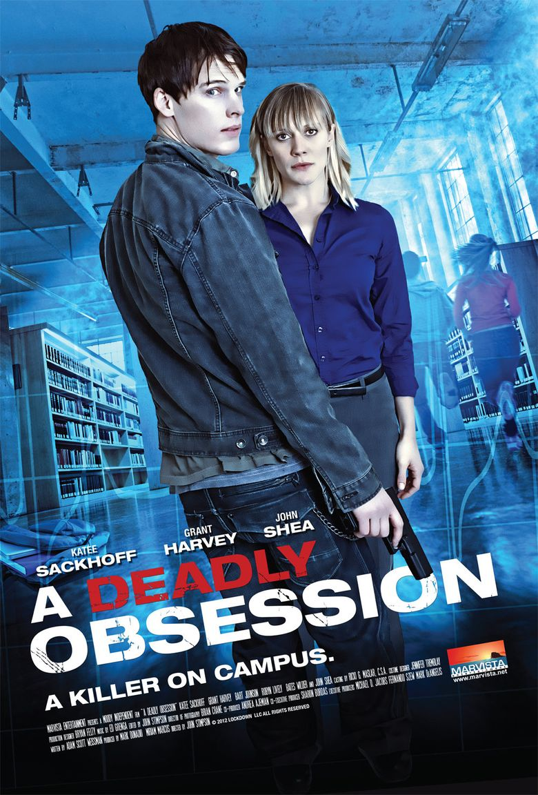 A Deadly Obsession Poster