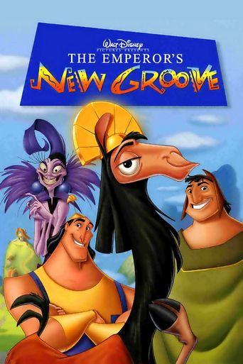 Watch The Emperor's New Groove